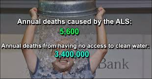 The Selfish Meme - cadr life the selfish meme or als bucket backlash now who s all wet