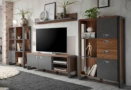 Wohnzimmerschrank Mahagoni Günstige Wohnwände Im Landhausstil Online Kaufen Baur