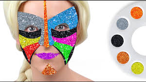 fashion colors for 2016 face painting learn colors for children body painting finger