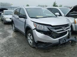 honda crv for sale toronto 2013 honda cr v lx for sale on toronto salvage cars copart usa
