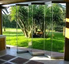 Bi Folding Glass Doors Exterior Folding Glass Door Bi Fold Glass Doors Gallery Doors Design Ideas