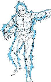 jack frost marvel comics iron man enemy pre blizzard