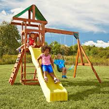 Playsets Outdoor Amazon Com Swing N Slide Scrambler Playset Toys U0026 Games