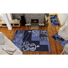 3 piece living room table sets sturdy 3 piece living room rug sets home dynamix ariana blue 5 ft x