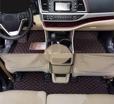 Toyota Tundra Interior Accessories For Toyota Tundra 2007 2015 Interior Auto Floor Mats Foot Pad Car