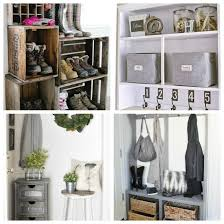 14 clever mud room organization ideas tip junkie