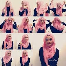 tutorial hijab turban ala april jasmine 7 best hijab style images on pinterest hijab styles hijab fashion