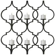 Candle Sconce Amazon Com Uttermost 13998 Zakaria Metal Candle Wall Sconce Home