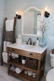 Cottage Style Bathroom Vanities by Best 25 Cottage Bathrooms Ideas On Pinterest Farmhouse Bathroom