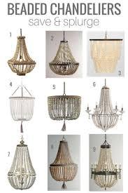 Wooden Chandeliers Lighting Turquoise Chandelier Light Best 25 Beaded Chandelier Ideas