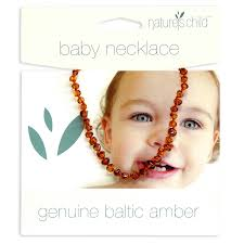 amber necklace baby images Natures child amber teething necklace baby village jpg