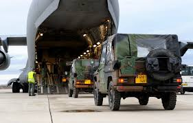 air force vehicle operations support to french operations in mali operations abroad