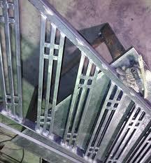 wondrous metal stair rails 63 metal stair rails uk image of famous