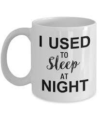 unique coffee gifts amazon com night shift worker mug night shift gifts night