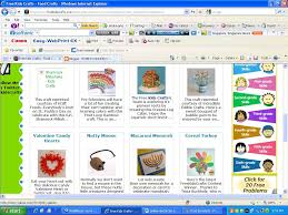 home economics food cooking sewing online web resources