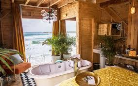 tel aviv u0027s coolest hotel suite is inside a lifeguard tower
