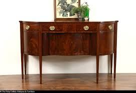 Vintage Henredon Bedroom Furniture Henredon Natchez Collection Vintage Mahogany Sideboard Buffet Or