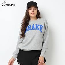 aliexpress com buy cwlsp autumn winter sweatshirt women