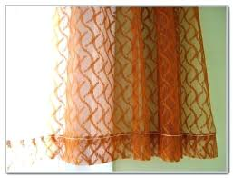 Sheer Curtains Orange Burnt Orange Curtains Cheap Orange Curtains Burnt Orange Sheer