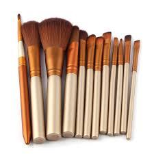 12 piece professional makeup brush set u2013 extra dealz