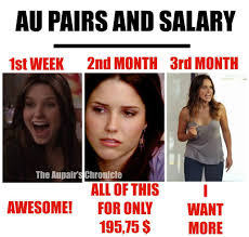 1st Of The Month Meme - 33 hilarious pictures that perfectly describe au pair life