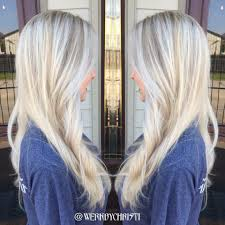 older women baylage highlights best hairstyle for 50 year old woman silver blonde hair hair