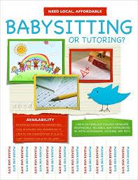 tutoring flyer template