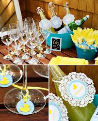 crafty u0026 charming rubber ducky baby shower hostess with the