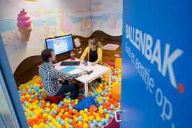 cool blue office google zoeken webr rooseveltweg pinterest