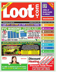 loot manchester april 8th 2015 by loot issuu