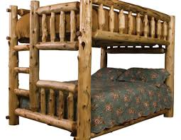 Bunk Bed With Mattress Furniture White Bunk Beds Twin Over Full Design Mattress Set
