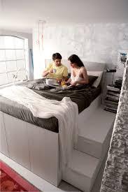 Come Costruire Un Letto A Soppalco Matrimoniale by Container Modus Letto Matrimoniale A Soppalco
