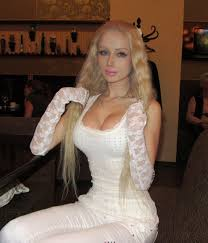 human barbie doll ribs removed world most real life barbie doll valeria lukyanova from russia