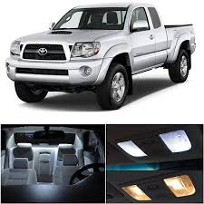 nissan altima 2005 dome light amazon com ledpartsnow toyota tacoma 2005 2015 white led package