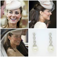 kate middleton diamond earrings press heavenly necklaces faux diamonds real gemstones jewellery