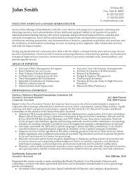 Office Manager Resume Sample Senior Executive Resume Samples Click Here To Download This Senior