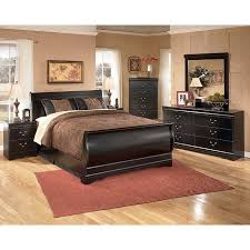 Sleigh Bed Set Huey Vineyard Sleigh Bedroom Set Signature Design By
