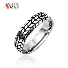 tire wedding ring aliexpress buy amgjca high quality 6mm s tire ring