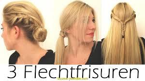 Einfache Frisuren Lange Glatte Haare by Kreativ Coole Einfache Frisuren Lange Haare Deltaclic