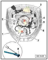 audi portal ecu diagnostic audi a5 8t 2008 airbag j234