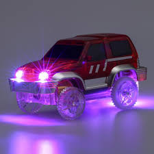 rainbow cars cool rainbow glowing car racing set for kids insane fun u2013 cool