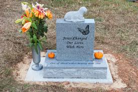 design your own headstone and s