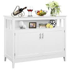 kitchen storage cabinets home depot costway modern kitchen storage cabinet buffet server table