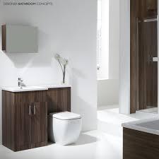 Fitted Bathroom Furniture by Aquatrend Petite Designer Bathroom Furniture Collection