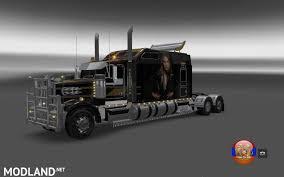 kenworth truck w900 kenworth w900 long remix fixes u0026 addons tuning mod for ets 2