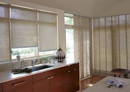window treatments for patio doors kitchen window treatment ideas for sliding glass doors in