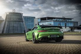 mercedes supercar mercedes amg gt r sets the record for the fastest rear wheel drive