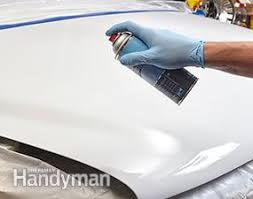 How To Match Car Paint Without Code How To Repair Rust On A Car Family Handyman