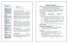 it manager resume resume exles for managers it manager resume exle resume