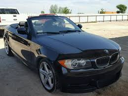 bmw 135 for sale wbaun7c55bvm25512 2011 black bmw 135 on sale in tx waco lot